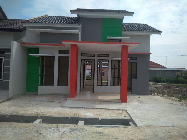 Rumah Tanpa Bank dan Riba Tipe 45/120 Pekanbaru