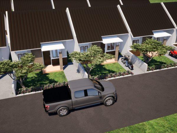 Rumah Tanpa Bank Tipe 36 Pekanbaru