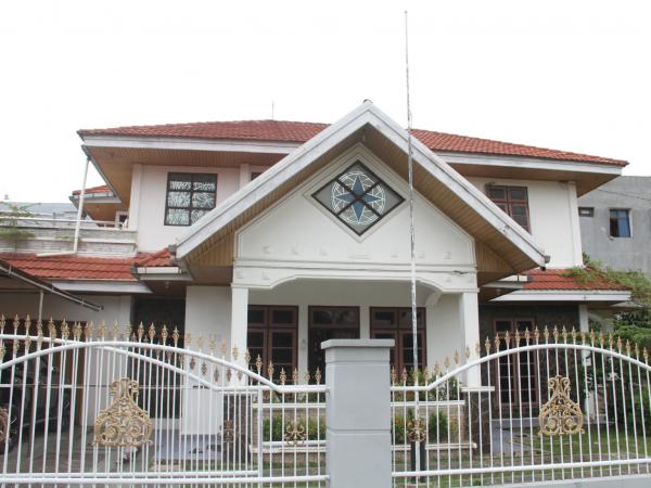 Rumah Tipe 350/900 Pekanbaru 2 Lantai