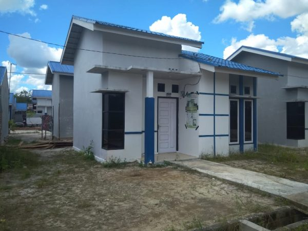 Rumah Tanpa Bank dan Tanpa Riba Tipe 36 Garuda Sakti KM 6