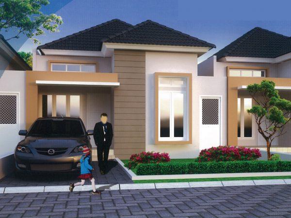 Rumah Siap Bangun Tipe 55 s/d 100 Pekanbaru