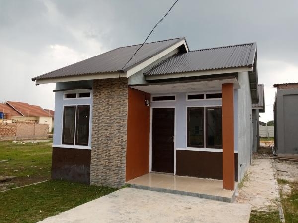Rumah Tanpa Bank dan Riba Tipe 36 (Bisa Jadi 3 Kamar Tipe 52)